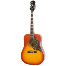EPIPHONE HUMMINGBIRD PRO FADED CHERRY BURST - электроакустическая гитара