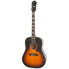 EPIPHONE JOHN LENNON EJ-160E VINTAGE CHERRY SUNBURST  - электроакустическая гитара
