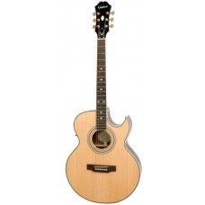 EPIPHONE PR-5E NATURAL GOLD HDWE - электроакустическая гитара