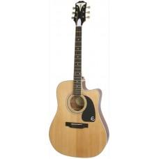 EPIPHONE PRO-1 ULTRA Acoustic/Electric Natural - электроакустическая гитара