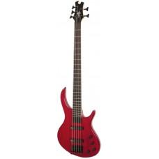 EPIPHONE Toby Deluxe-V Bass (gloss) TR бас-гитара 5-струнная