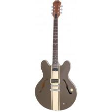 EPIPHONE TOM DELONGE SIGNATURE ES-333 BROWN - полуакустическая гитара