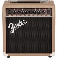 FENDER ACOUSTASONIC 15 COMBO комбоусилитель для акустической гитары, 15 Вт