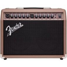 FENDER ACOUSTASONIC 40 - комбоусилитель для акустической гитары, 40 Вт, 2 канала, Reverb
