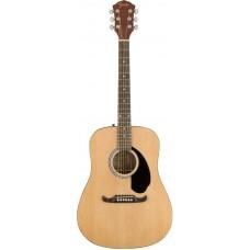 FENDER FA-125 Dreadnought Acoustic, Natural акустическая гитара