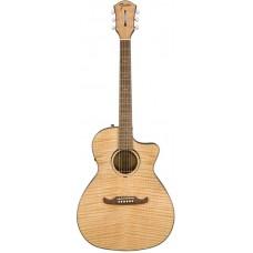 Fender FA-345CE Auditorium Nat LR - Электроакустическая гитара