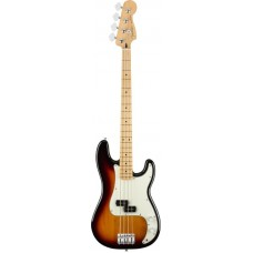 FENDER PLAYER P BASS MN 3TS Бас-гитара, цвет санберст