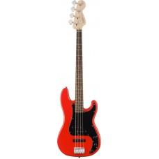 FENDER SQUIER AFFINITY PJ BASS BWB PG RCR - бас-гитара