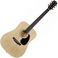 FENDER SQUIER SA-105 NATURAL - акустическая гитара