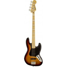 FENDER SQUIER VINTAGE MODIFIED JAZZ BASS 3TS бас-гитара, цвет санберст
