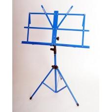 FLEET FLT-MS1bl Пюпитр, синий, складной, с чехлом