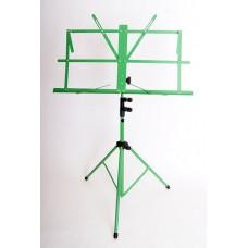 FLEET FLT-MS1g Пюпитр, зеленый, складной, с чехлом
