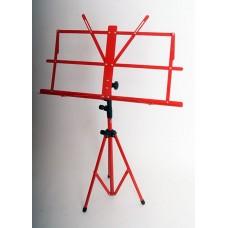 FLEET FLT-MS1r Пюпитр, красный, складной, с чехлом