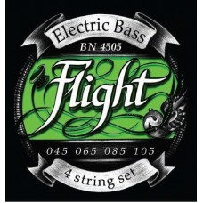 FLIGHT BN4505 - струны для 4х струнной бас-гитары, 40-105