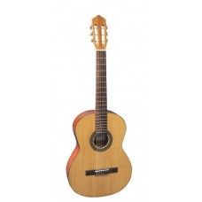 FLIGHT C-120 NA 1/2 - уменьшенная классическая гитара, 1/2