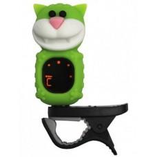FLIGHT CAT GREEN - тюнер хроматический