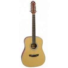 FLIGHT D-200/12 - двенадцатиструнная гитара