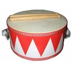 FLIGHT FMD-20R - детский маршевый барабан, 20см