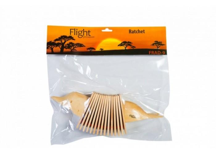 FLIGHT FRAD-9 - Трещотка Дельфин, дерево