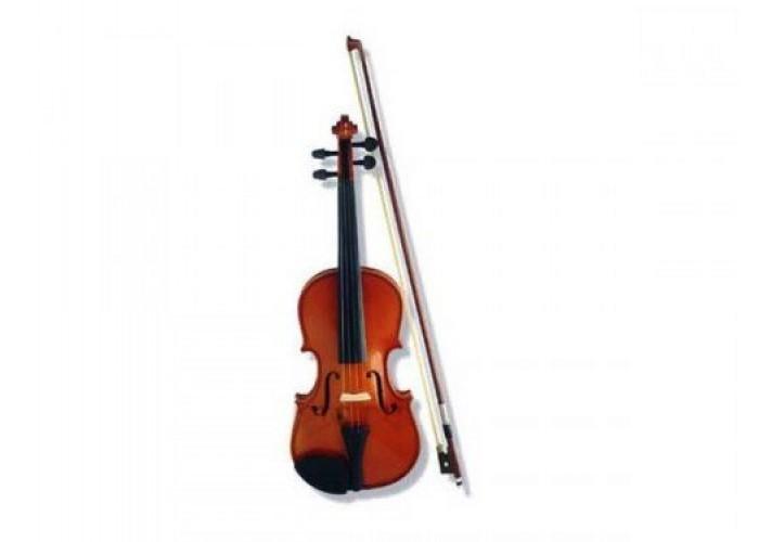 FLIGHT TV4/4P - скрипка 4/4 (смычок, канифоль, футляр)