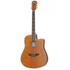 FLIGHT TW 88 СE BN - электроакустическая гитара