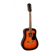 FLIGHT W 12701/12 SB - 12 струнная гитара - вестерн