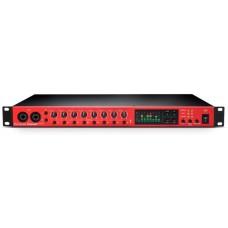 FOCUSRITE Clarett OctoPre 8-канальный микрофонный предусилитель, технология Air, 192кГц, ADAT
