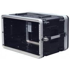 GATOR GR-6S - рэковый кейс, 6U, глубина 14,25