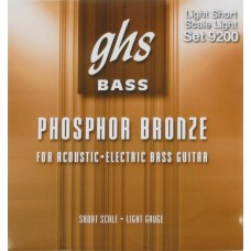 GHS 9200 - струны для бас-гитары (40-96)