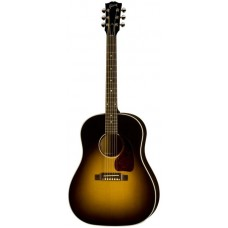 GIBSON J-45 STANDARD VINTAGE SUNBURST акустическая гитара