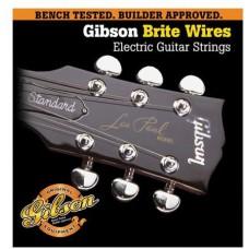 GIBSON SEG-700UL BRITE WIRES NPS WOUND .009-.042 струны для электрогитары