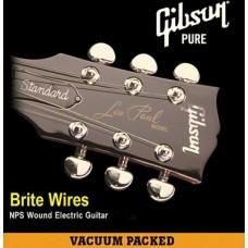 GIBSON SEG-700ULMC BRITE WIRES NPS WOUND .009-.046 струны для электрогитары