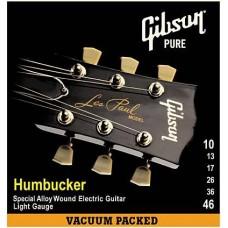 GIBSON SEG-SA10 HUMBUCKER SPECIAL ALLOY .010-.046 струны для электрогитары