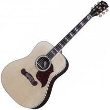 GIBSON SONGWRITER STUDIO Antique Natural - электроакустическая гитара с кейсом
