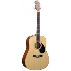 GregBennett GD60 N - акустическая гитара, dreadnought