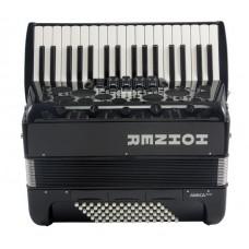 HOHNER Amica Forte III 72 Black (A38621) - концертный аккордеон 3/4