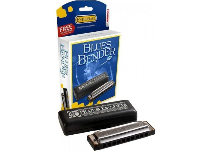 HOHNER Blues Bender C (M58501X) - губная гармошка
