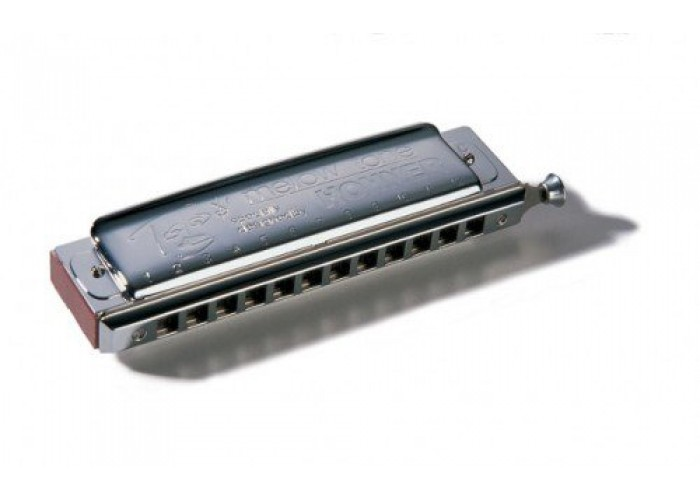 HOHNER Mellow Tone (M753801) - губная гармошка - Chromatic
