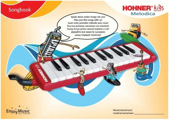 HOHNER Melodica Kids (K94266) - духовая мелодика