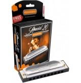 HOHNER Special 20 560/20 A (M560106X) - губная гармошка