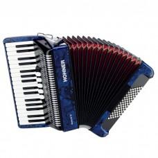 HOHNER The New Bravo III 72 (A16641) dark blue - аккордеон 3/4