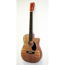 HOMAGE LF-3800CT N Фольковая гитара с вырезом