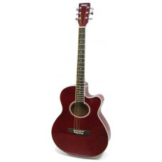 HOMAGE LF-401C R Фольковая гитара с вырезом