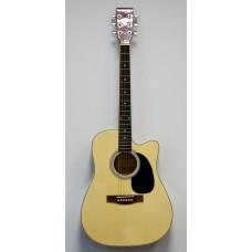 HOMAGE LF-4121C N Акустическая гитара с вырезом