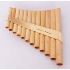 HORA Panpipe 12 - панфлейта (флейта пана) 12 трубок альт a1-e3