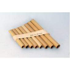 HORA Panpipe 08 Пан-флейта 8 трубок сопрано c2-c3