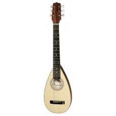 HORA S1250 Travel Guitar Гитара овальная с чехлом
