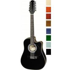 Hora W12205CTW Standart Western Акустическая гитара 12-струнная с вырезом