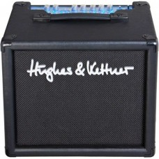 HUGHES & KETTNER TubeMeister 18 Combo портативный ламповый гитарный комбоусилитель, 2 канала,18 Вт