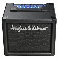 HUGHES & KETTNER TubeMeister 5 Combo портативный ламповый гитарный комбоусилитель, 5 Вт